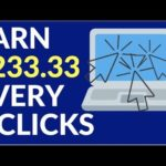Earn $233.33 Every 6 Mins With 3 Clicks [Make Money Online]