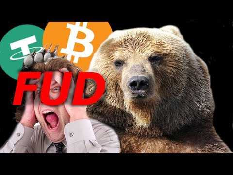 Bitcoin FUD with happy Ending, Daily Bitcoin news and TA w Crypto Wake Up