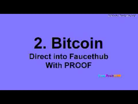 Free Best Bitcoin MINING ✔ With PROOF ✔ 20191.mp4