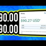 Earn $90.00 Over and Over! (EASY Make Money Online Method)