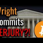 Bitcoin Preparing For A BREAKOUT! – Wright In CONTEMPT OF COURT! – Losses $5 BILLION IN BITCOIN!