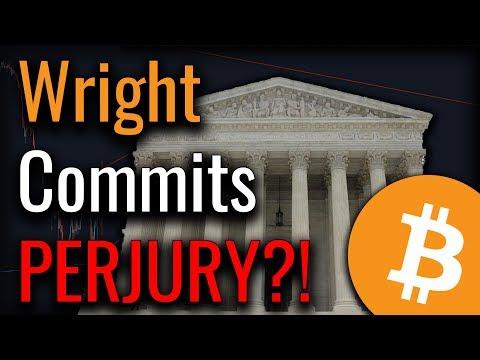 Bitcoin Preparing For A BREAKOUT! - Wright In CONTEMPT OF COURT! - Losses $5 BILLION IN BITCOIN!