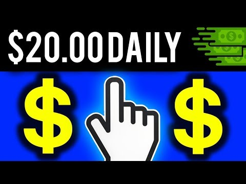 Earn $20.00 Per Day For FREE! (EASY Way To Make Money Online!)