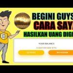 WEB MINING BITCOIN – OTOMATIS MINING BISA TINGGAL TIDUR & MAIN