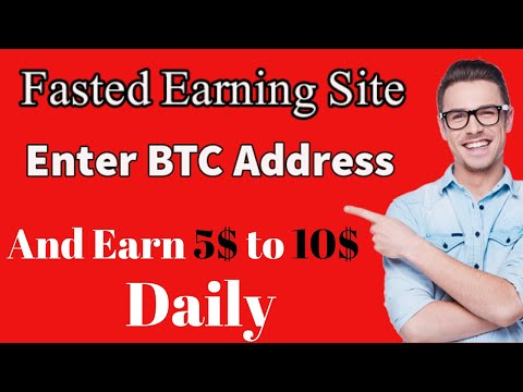 New Bitcoin Mining Site 2019 | bitboost.live | Daily 5$ to 10$ Earning