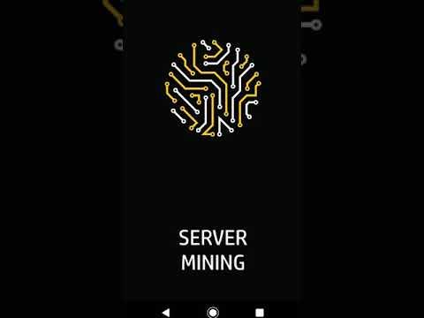 bitcoin server mining scam