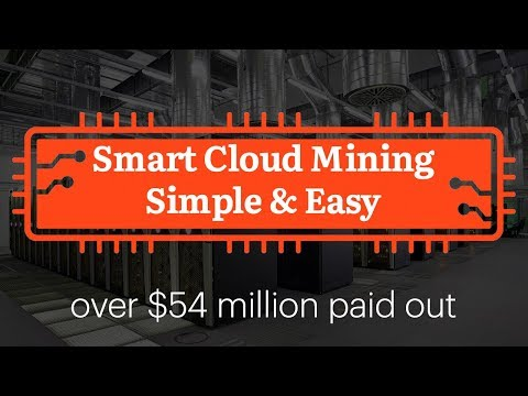 Bitcoin Mining - Earn Big With Smart Cloud Mining (Legit and Paying)