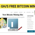 Virtual Mining Farm Bitcoin Mining site - Cloud Mining - Free Hash power - 100% Withdrawal