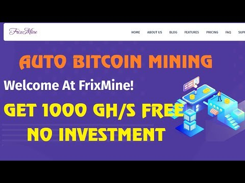 Get 1000 GH/s For Free | Automated Mining Bitcoin | Claim Free Satoshi every 10 Minutes