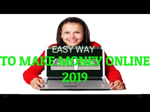 How to Make Money Online in 2019  Make Easy $100 In 1 Hour (No Scam, Step By Step, 100% Legit)