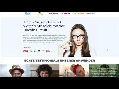 Bitcoin Circuit SCAM oder SERIÖS? 2019 Bitcoin Circuit Erfahrungen!