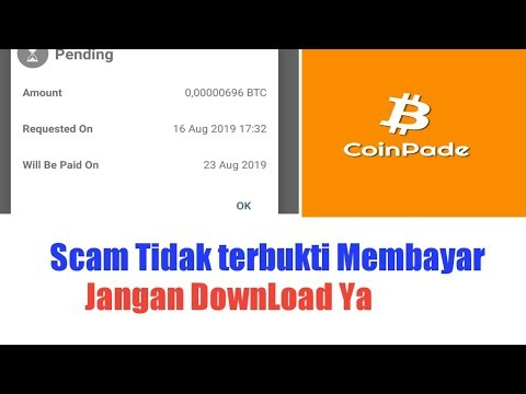 Aplikasi Pencari bitcoin,yang terbukti scam ?! Cek video bitcoin gratis