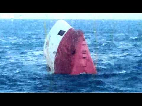 Hot news! Major search after ship overturns off north of scotland