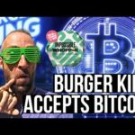 Buy A Burger King Whopper with Bitcoin