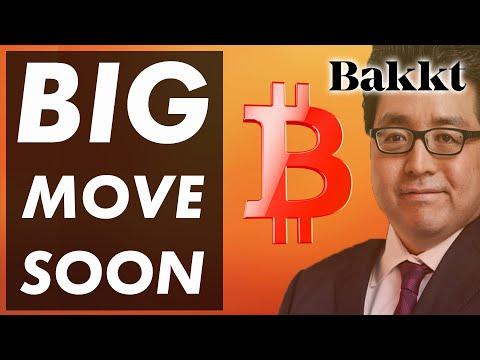 Bitcoin to Make a Big Move Soon   Cryptocurrency News