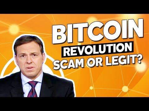 Bitcoin Revolution Review: SCAM OR LEGIT? 2019 Live $250 Deposit