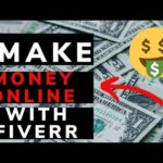 How to Make Money Online With Fiverr: Easiest Way To Make Over $200 Online On Fiverr