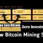 Flamemine com || New Bitcoin Mining Site || 200 GH/s SignUp Bonus Free