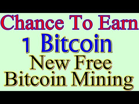 New Free Bitcoin Mining Pool 2019  Earn 1 BTC Per Day  Big Earning Site  Without Investment...