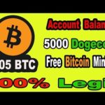 New Bitcoin Mining Website 2019 | Earn 0.05 BTC Daily Without Investment