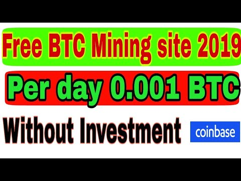 Free bitcoin mining 2019 without investment 100% Lazit.