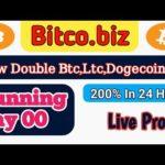 New Double Bitcoin Mining Site_Bitco.biz Doubler Site_200% In 24 hours _Technical Durjoy