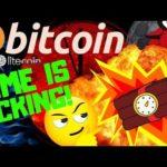 🔥BITCOIN TIME IS TICKING🔥 bitcoin litecoin price prediction, analysis, news, trading
