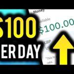 5 Websites To Make $100 Per DAY! (Beginner Friendly) - Make Money Online 2019