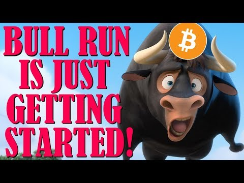 BULL RUN IS JUST GETTING STARTED! GET READY FOR $20K BITCOIN! RIPPLE IN HOT WATER?  COINS DELISTED!