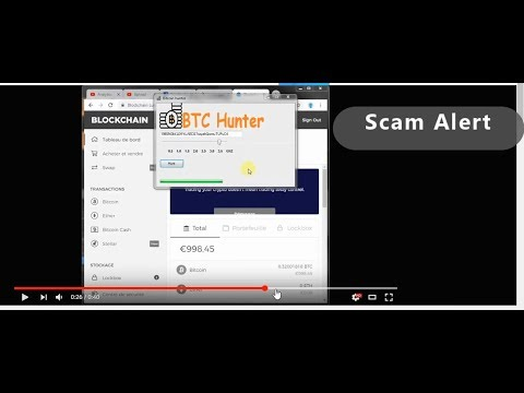 Bitcoin Hunter v1.0 2019 Watch this video before buy   SCAM ALERT