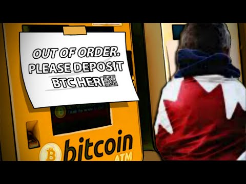 """Canadian Bitcoin ATM Scam Uses """"The Oldest Trick In The Book"""""""