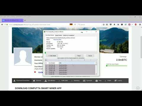How to Earn Money Online Free & Fast Using Computta Smart Miner Software1.mp4
