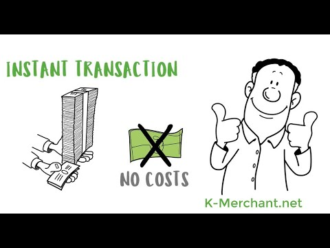 Accept Bitcoin/ETH In Your Business - Risk Free - K-Merchant Is Live