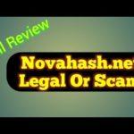 Novahash.net Scam or Legal – Novahash.net full review – 2019 bitcoin mining sites