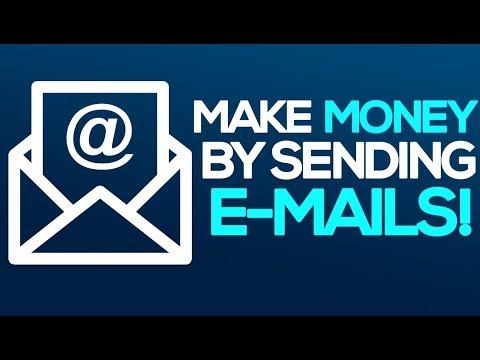 How To Make Money Online Sending Emails!