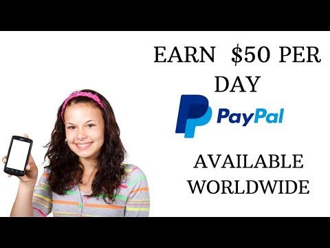 Easiest way to make money online ( Upto $50 per day)