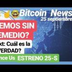 🔥🤓👉 BITCOIN NEWS! 2019 |SE HUNDE EL BARCO?| LA VERDAD DE LA BAJADA| BAKKT NEGATIVO? | BINANCE US