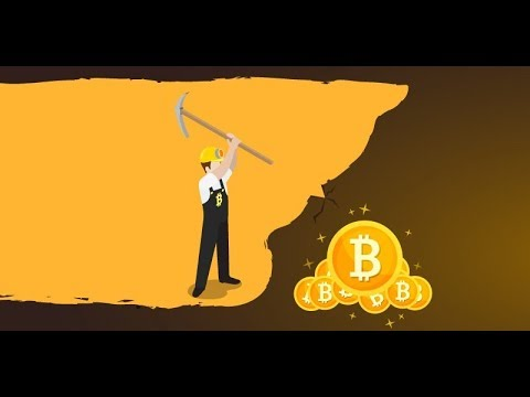 Bitcoin Mining | Yatırımsız BTC Kazan