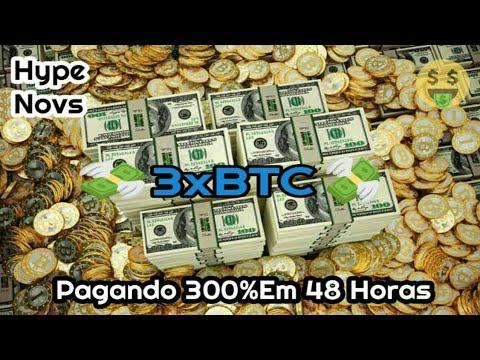 Hype Pagando 300% Em 48horas em BITCOIN   BitFrnder Virou SCAM?