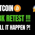 BITCOIN WARNING SIGNS POINT TO A $3,000 RETEST!!! | Bitcoin (BTC) News Today!