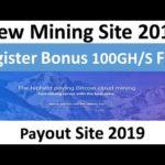Bitcoin Mining Site|Register 100GH/S Power Free|Crypto World tips