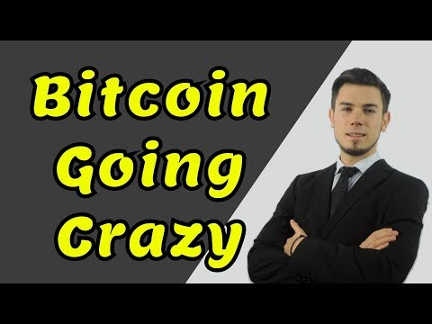 Bitcoin Going Crazy !? - Bitcoin News Price Prediction