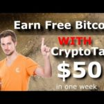 Earn Free bitcoin with cryptotab browser (Free bitcoin mining network)