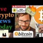 🔴 #Bitcoin News Live Stream! 🚀 What Is A Security? #CryptoNews 💲 Special 2k Subs Hump Day Partay!