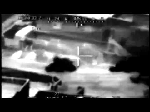 Hot news! US army AH-64 apaches destroys iraqi ISIS troops