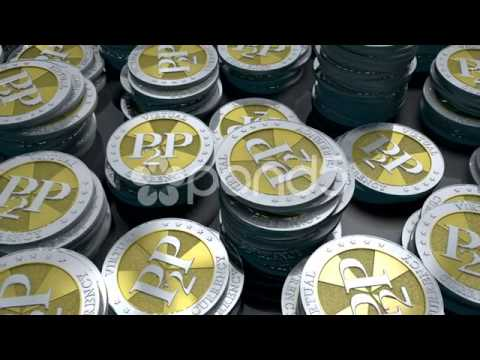 Bitcoin Loop 1 – After Effects – Cinema 4D – Stock Footage