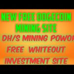 HOW TO GET FREE DOGECOIN 2019 | FREE😎 BITCOIN MINING SITES WITHOUT INVESTMENT 2019|2019