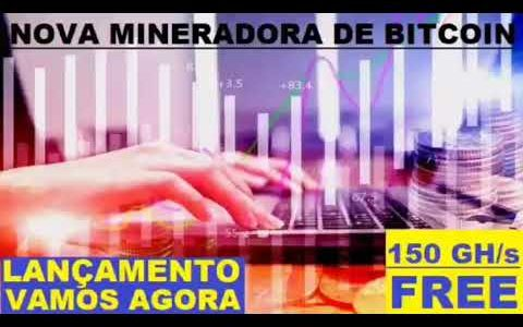 🔊 ATENÇÃO 🔔NOVA MINERADODA DE BITCOIN 11/11/19 ( Saque Min. 0.0005)