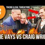 Craig Wright debates Tone Vays! Nouriel Roubini Gets REKT! Bitcoin Price + NEWS!