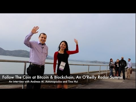 Exclusive Interview with Andreas Antonopoulos at O'Reilly Media Radar Summit 2015
